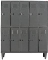 Locker Metálico, marca Equimet G-500-2