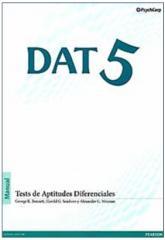 Test de Aptitudes Diferenciales, DAT-5