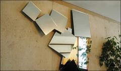 Esculturas de Espejos
