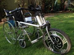 Movilidad Autónoma silla de ruedas
