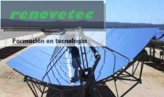 Calefacción Central, Aire Acondicionado, Energía Solar, Agua Caliente Sanitaria, Redes de Gas.