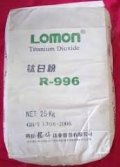 Dioxido de Titanio TiO2  Grado Industrail Y alimentico