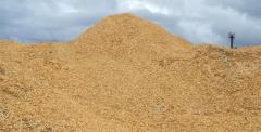 Chip de madera, Serrin biomasa