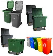 Contenedor de basura 240 lts.