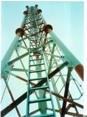 Torres Autosoportadas Antenet