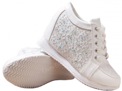 Zapatillas con taco interior