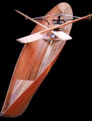 Carkass canoes