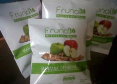 Snack de Manzanas Crujientes