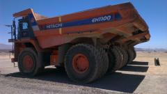 Oferta vendo Dumper Hitachi EH 1100 año 2009