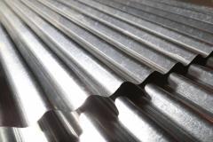 Plancha Acanalada de Zinc Alum