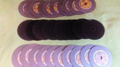 Discos de corte kronenflex