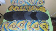 Discos de corte inox de 4 1/2