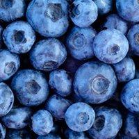 Berries congelados