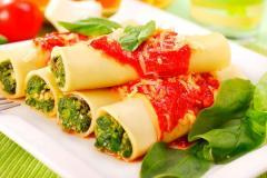 Pastas frescas y salsas