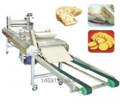 Machines and the equipment for manufacture of food