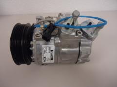 Compresores para aire acondicionado para autos , camiones y maquinaria pesada.