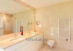 Muebles para baño, cubiertas CUARZO, CORIAN, STARON, GRANITO, MARMOL