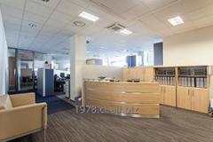 Muebles para oficina, A MEDIDA, estanterías y recepciones