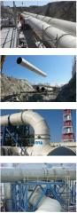 Ducts and pipes