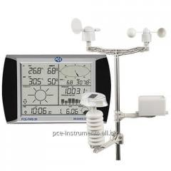 Estación meteorológica PCE-FWS20