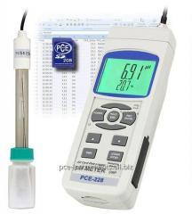 Medidor de pH PCE-228