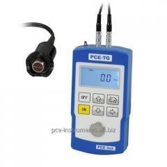 Espesímetro PCE-TG 100