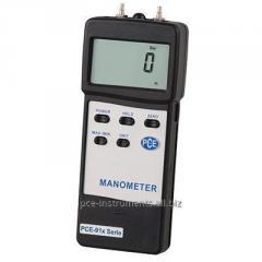 Manómetro PCE-910