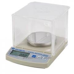 Balanza de laboratorio PCE-DMS 200
