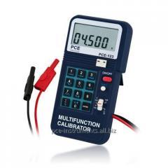 Calibrador de procesos PCE-123