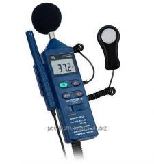 Controlador ambiental PCE-EM882