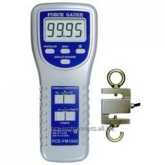 Dinamómetro PCE-FM1000