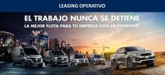 Renting  y Leasing Operativo de Flotas en Chile