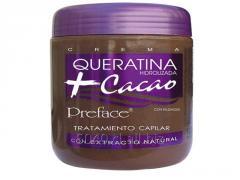 Crema Tratamiento Capilar Queratina Hidrolizada +