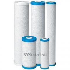 Filtros para sedimento de polipropileno