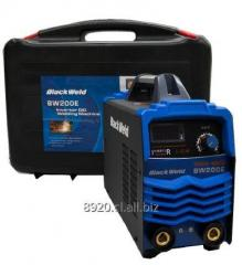 Maquina Arco Manual 200 Amp Blackweld