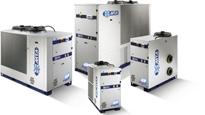 Secadores por refrigeración masa térmica.