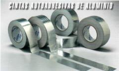 Cintas Auto adhesivas de Aluminio