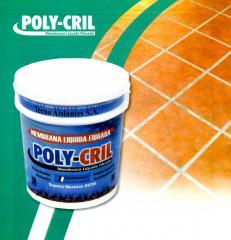 Recubrimiento acrílico POLY-CRIL