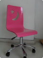 Silla Luna Pink