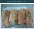 Rollitos de Salmon Relleno 1 Kilo