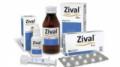 Zival.  Antihistamínico  Levocetirizina