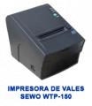 Impresora de vales SEWOO WTP-150