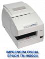 Impresoras Fiscales Epson