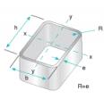 Tubulares cuadrados y rectangulares