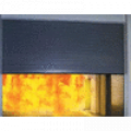 Fire-prevention curtains
