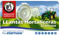 Llantas agricolas hortaliceras