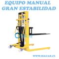 Traspaleta, apiladores, grua- electrica-manual