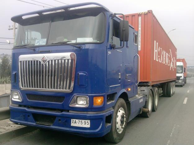 Pedido Transportes en containers