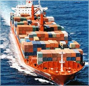 Pedido Transportaciones marítimas de cargos en los containers