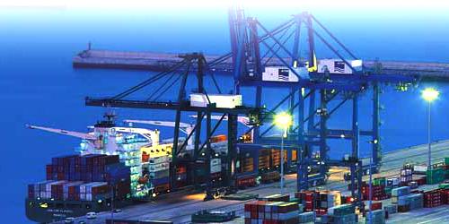 Pedido Transporte internacional en contenedores marítimos